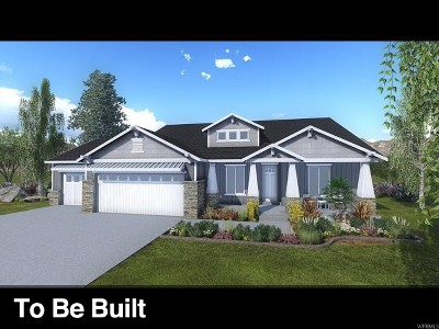 Lehi Single Family Home For Sale: 1489 W 800 N