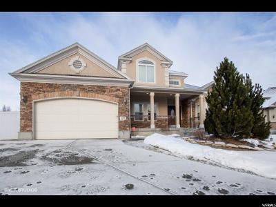 West Jordan Single Family Home For Sale: 8152 S Jordanelle Ct. #115