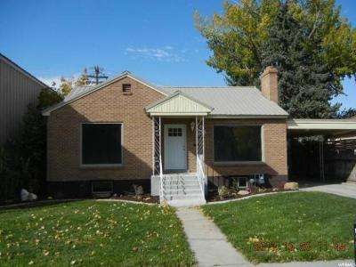 Spanish Fork Single Family Home For Sale: 75 N 100 E