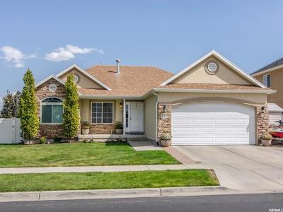 West Jordan Single Family Home For Sale: 8497 S Poison Oak Dr