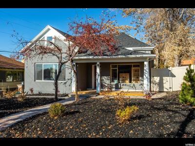 Salt Lake City Single Family Home For Sale: 600 N 250 W