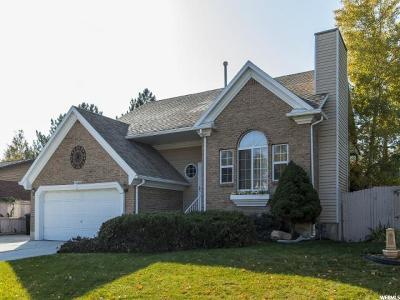 West Jordan Single Family Home For Sale: 3371 W 6880 S
