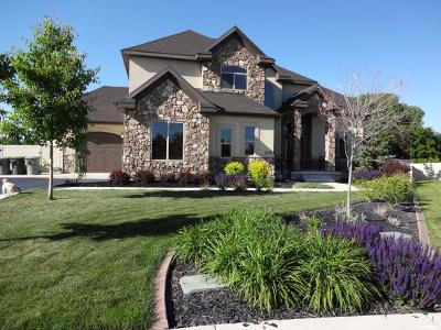 South Jordan Single Family Home For Sale: 2498 W Farmview Ln S