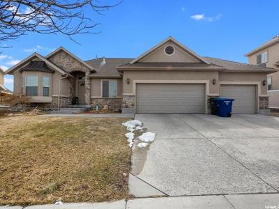 West Valley City Single Family Home For Sale: 5651 W Piney View Ct
