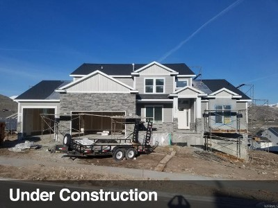 Herriman Single Family Home Under Contract: 14692 S Skybird Dr.