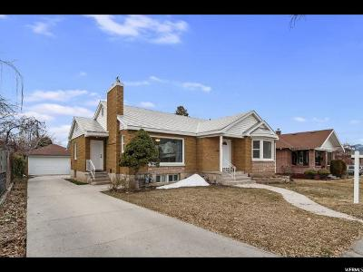Brigham City Single Family Home For Sale: 261 N 200 E