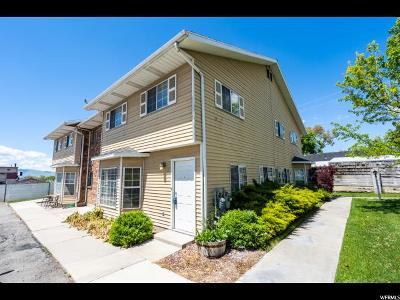 Pleasant Grove Condo For Sale: 467 E 820 S