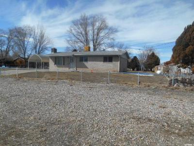 Goshen Single Family Home Under Contract: 268 S Center St W