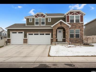 South Jordan Single Family Home For Sale: 3843 W Coastal Dune Dr S