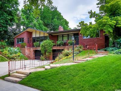 Salt Lake City Multi Family Home For Sale: 1316 E Harvard Ave S