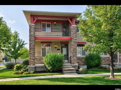 Salt Lake County Townhouse For Sale: 11399 S Oakmond Rd
