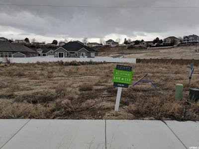 South Jordan Residential Lots & Land For Sale: 11632 S Anna Emily Dr. W