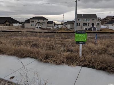 South Jordan Residential Lots & Land For Sale: 1033 W Anna Emily Dr. S