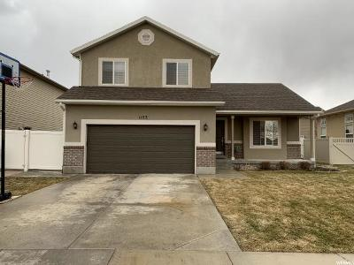 Spanish Fork Single Family Home For Sale: 1153 S 1800 E