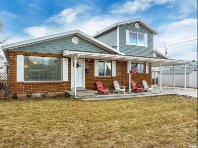 Sandy Single Family Home For Sale: 1114 Diamond Way E