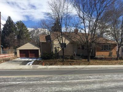 Pleasant Grove Single Family Home For Sale: 220 N 100 E