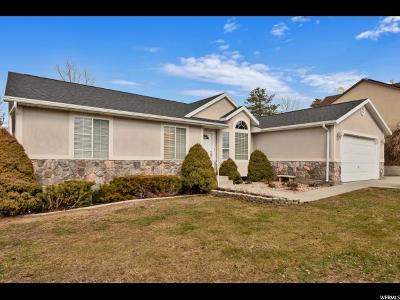 Sandy Single Family Home For Sale: 1317 E Knollwood Dr S