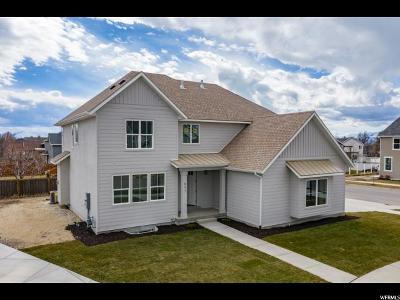 Orem Single Family Home For Sale: 853 W 1840 N #7