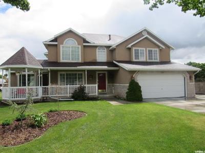 South Jordan Single Family Home For Sale: 9537 S 3400 W