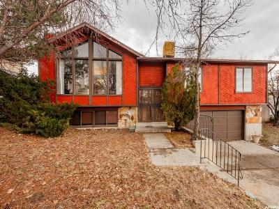 Sandy Single Family Home For Sale: 1106 E Colima Dr