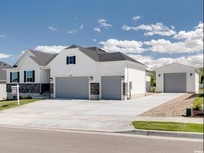 Herriman Single Family Home For Sale: 7273 W Ansel Ave S #302