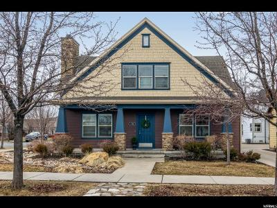 South Jordan Single Family Home For Sale: 4366 W Degray Way S