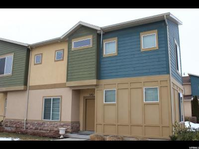 South Jordan Townhouse For Sale: 3701 W Lilac Heights Dr S