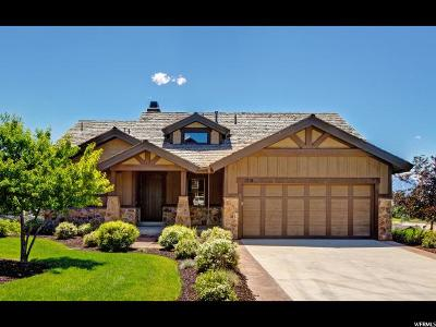 Heber City Single Family Home For Sale: 1710 E Kings Peak Circle (Lot Cp-12) #CP-12