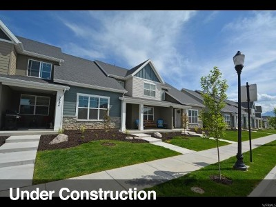 Herriman Townhouse For Sale: 12249 S Marcellus Ct W #70