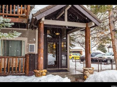 Park City Condo For Sale: 2305 Sidewinder Dr #931