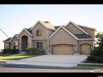 Cedar Hills Single Family Home For Sale: 4225 W Mesquite Way