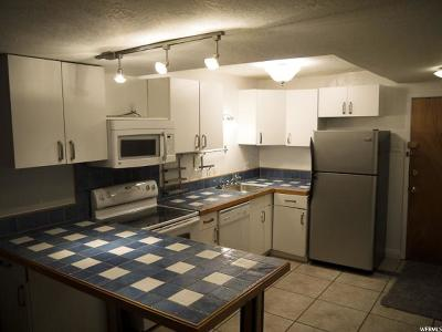 Salt Lake City Condo For Sale: 751 S 300 E #D-107