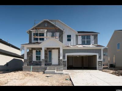 Spanish Fork Single Family Home For Sale: 1582 N 1550 E #417