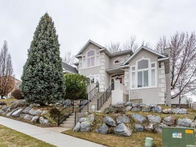 Draper Single Family Home Under Contract: 1324 E Magic Wand S