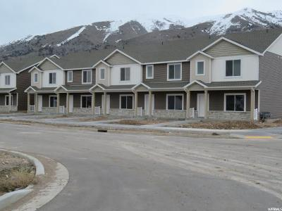 Hyrum Townhouse For Sale: 362 S 1540 E