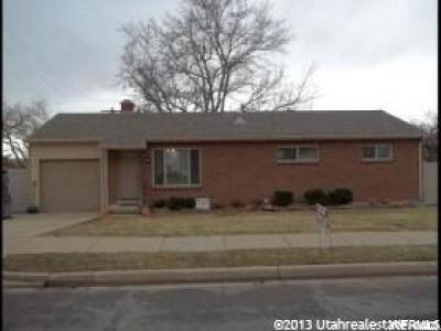Centerville Single Family Home For Sale: 265 N 400 St E