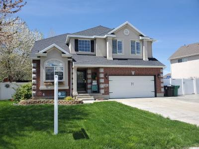 Clearfield Single Family Home Under Contract: 1932 S Chelemes Way E