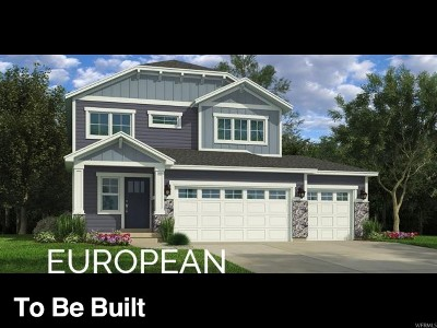 West Valley City Single Family Home For Sale: 6531 S Sun Ray Dr W #301