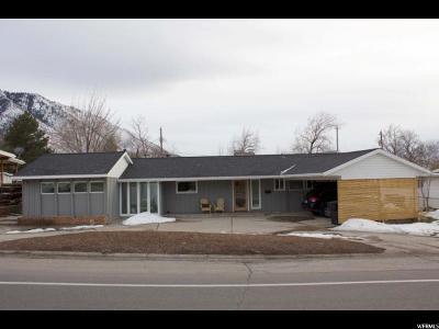 Salt Lake City Single Family Home For Sale: 3230 E 3900 S