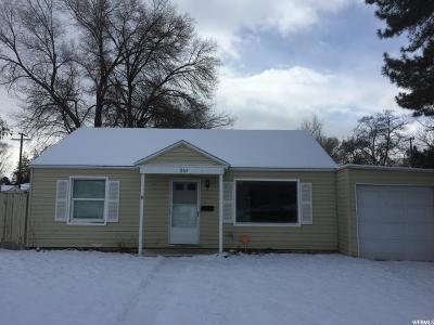 Provo Single Family Home For Sale: 964 E 300 N