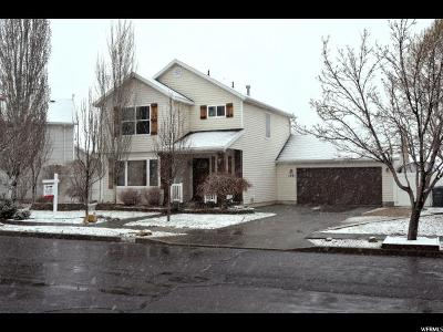 Tooele Single Family Home For Sale: 1491 Berra Blvd