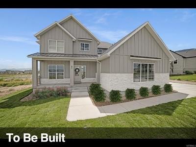 Saratoga Springs Single Family Home For Sale: 3659 S McGregor Ln E #127