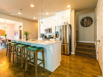Kaysville Single Family Home For Sale: 2048 Orchard Harvest Dr