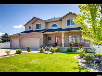 Kaysville Single Family Home For Sale: 2213 W 600 N