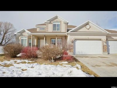 Wasatch County Single Family Home For Sale: 899 E 200 S