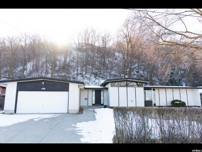 Logan UT Single Family Home For Sale: $319,000