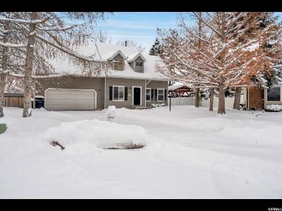 Sandy Single Family Home For Sale: 9066 S Newcastle Cir E