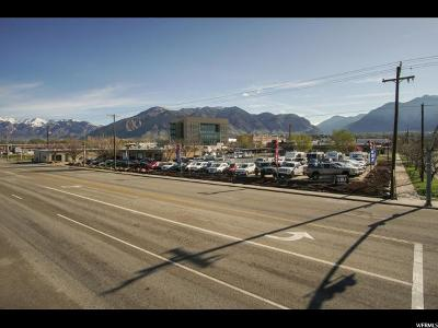 Ogden Commercial For Sale: 2070 S Wall Ave E