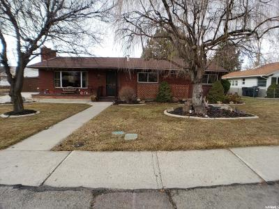 American Fork Single Family Home For Sale: 143 N 300 E