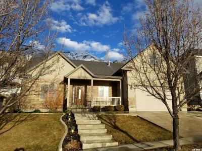 Cedar Hills Single Family Home For Sale: 10238 N Bayhill Dr
